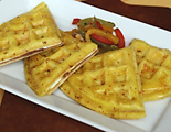 Seville Stuffed Waffles