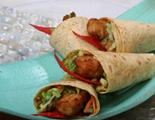 Fish Out of Water Tortilla Cones