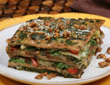 Creamed Spinach Stack