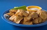 Buffalo Chicken Stuffed Chips