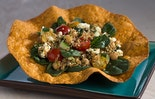 Chickpea Tabbouleh Salad