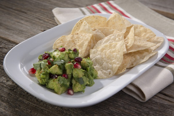 Decked Out Guacamole