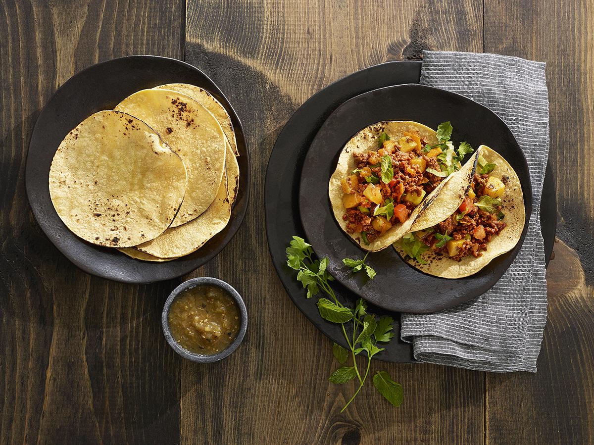 Picadillo Tacos (old)